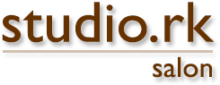Studio RK Salon Logo