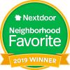 Nextdoor Favorite Winner 2019 Logo sm