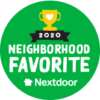 2020 Nextdoor Neighborhood Favorite Winner
